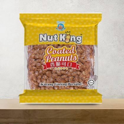 500g Nut King Coated Peanut